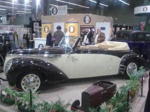 1 rétromobile  2010